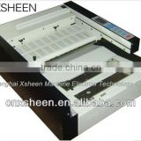 Hardcover binding machine,Perfect Table Glue Binding machine,desktop perfect binding machine,hardcover binding machine