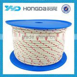 Natural cotton rope window sash cord bag pulley