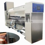 Coated varnishing print Automatic Flexo Printer Slotter Die-Cutter Machine with Auto Stacker(CLC-Q6)