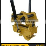 excavator tilt quick hitch , excavator attachments