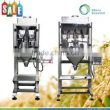 Semi-automatic Liner Weigher plantain chips packaging machine