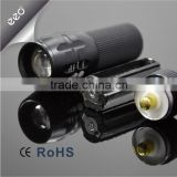 Led 200 Lumens Torch Bike Flashlight scalable