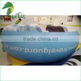 Custom Made Round Self Inflating Helium Balloons , Inflatable Helium Balloon With UV Print