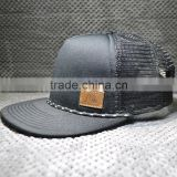 China top caps and hats manifacturer,customized logo design breathable hole net mesh trucker hats and caps                                                                         Quality Choice