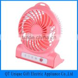 High Quality Mini Rechargeable Fan Blower with Window Box Packing