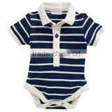 2016 wholesale stripe baby clothing baby romper baby romper set Infants toddlers clothing                                                                         Quality Choice