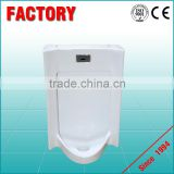 Mounted wall stall urinal used hotel portable urinal school WC urinal sensor price corner urinal