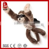 Best kid toy for 2014 stuffed flying animal brown monkey new soft toys wholesale stuffed monkey plush flying monkey                                                                         Quality Choice