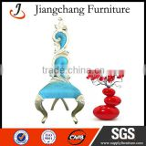 Luxury High Back King Queen Chairs JC-K24