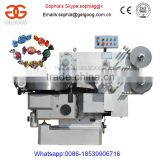 Automatic Chocolate Double Twist Machine Candy Twist Wrapping Packing Machine