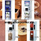 coins coffee vending machine f503-613,automatic tea coffee vending machine