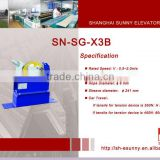 Digital speed governor,elevator over speed governor,elevator speed governor,speed governor ,SN-SG-X3B