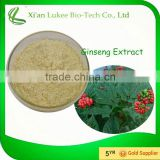 Water Soluble Panax Ginseng Korean Red Ginseng Extract/ Sanqi Ginseng Root Powder
