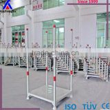 warehouse stackable rack post pallet heavy duty forklift tire storing equipment factory manufacturor