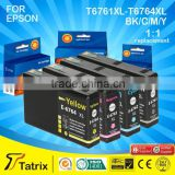 compatible for Epson ink T676, T6761- T6764,wholesale good price