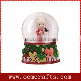 China manufacture resin wholesale Water Globe
