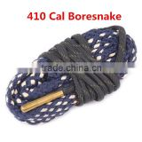 CS Meters Boresnake Fastest 410 Cal Bore Cleaning Rifle Barrel Cleaning Rifle Cleaner Pistol Cleaning hunting Brush