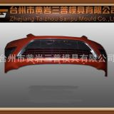 Car bumper mold customized,high quality injection mold,auto parts & car accessories,factory price,six drops valve gate