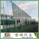 Professional Produce Metal Dust Barrier of 15 Years Factory oi/Highway Perforated Sheet Wind Dust Mesh/Wind Proof Netting