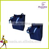 top quality promotional wine bag with handle,new style non woven wine bag, durable non-woven wine bag in box