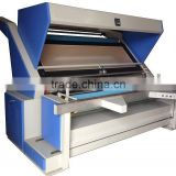best quality fabric inspecting winding fabric inspection and rolling machine auto perching machine