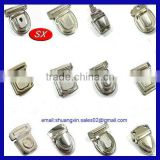 Dongguan Nickel-plated Metal Button For Bags and Belt fastener