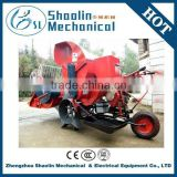 Best selling self-propelled rice combine harvester, silage corn combine harvester with best quality