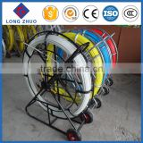 16mm Fiberglass duct rodder supplier, Electric tool FRP conduit snake rodder, cable laying rodder