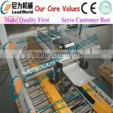 Water bottle carton sealing machine /carton packing machine