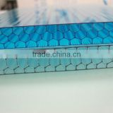 strong impression polycarbonate cellular sheet