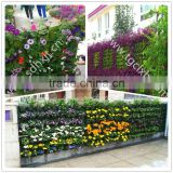 outdoor vertical garden decoration planting bag