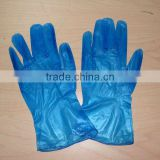 CE approved medical and food industry with powdered and powder free disposable Vinyl Gloves FDG047