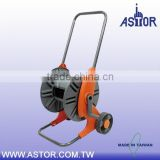 Outdoor Garden Hose Reel Trolley Cart