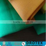 Chinese wholesale 100% cotton protective textile EN1149 factory uniform material esd antistatic fabric