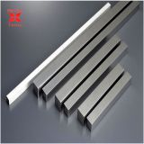 Best quality hot rolled 304/304L ss square bar Certificated