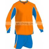 Micro or mesh Sublimation football jersey/custom sublimation sublimated football jersey/kids soccer uniforms cheap
