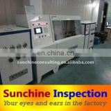lab testing third party inspection company QC services in china