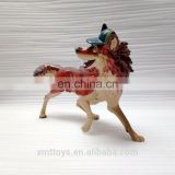 china customized high quality dog figure statue