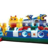 giant inflatable fun city, inflatable amusement park FN029