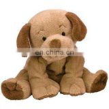 Best sell plush stuffed happy dog toy for kids B3301 Umay gift