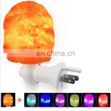 Natural Himalayan wall light Himalayan natural shape crystal salt lamp