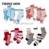 High quality free samples children clothing wholesale 2018 fashion cartoon girl's thin organic cotton tube socks