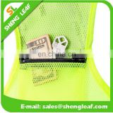 2017 reflective vest for running or cycling,vest reflective safety