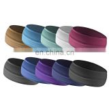 Outdoor 2 inch Moisture Wicking Sport Headband