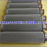 Stainless Steel Pleated Filter Cartridge Image
