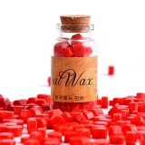 Beeswax Flexible And Mailable Genuine Wax Seal Beads In Bottle