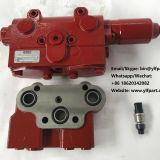 Komatus PC70-8 PC120 PC130 PC160 Control standby optional spool Valve for hydraulic breaker in excavators back up