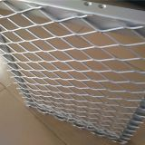 Private Clubs / Waiting Rooms Perforated Aluminum Mesh 3003 Alloy Aluminum Materials