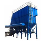 Workshop boiler multi tube blast furnace dust collector