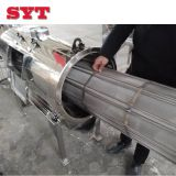 Stainless Steel Airflow Sieve for Chemical Industry Low Noise Centrifugal Sifter Screens